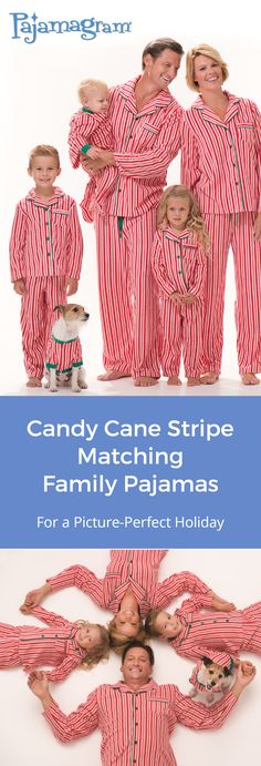 Picture-perfect matching family pajamas - a MUST this holiday! No need to gift wrap! Every PajamaGram includes free gift packaging. Complete Christmas morning with matching PJs. Family Pjs, Family Christmas Pajamas, Cozy Christmas, Christmas Holidays, Christmas Morning, Christmas Ideas, Holiday Ideas, Christmas Goodies, Family Holiday