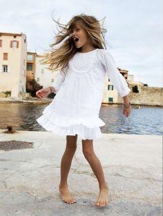 //white dress