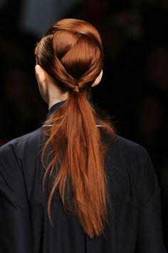 Fendi clp RF14 2476 e1393016091899 Beauté : nos looks préférés de la semaine de mode de Milan