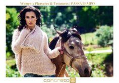Ganha uma camisola concreto!  http://womenspleasuresandtreasures.blogspot.pt/2014/11/ganha-1-peca-de-roupa-concreto.html