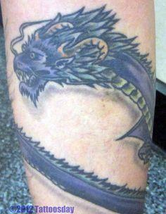 40 Best Dragon Wrapped Around Arm Tattoo Images Around Arm Tattoo