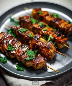 Potrawy z grilla przepisy – Targ Smaku Kitchen World, Antipasto Skewers, Best Cookbooks, Indian Food Recipes, Ethnic Recipes, Lunch To Go, Cooking Recipes, Healthy Recipes, Tandoori Chicken