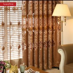 Cheap curtains hospital, Buy Quality curtain finial directly from China curtains for living room Suppliers: Luxchic  Window Curtains For living Room/ Bedroom Blackout Curtains Window Treatment /drapes Home Decor Free ShippingUSD