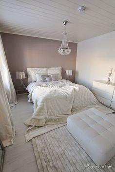 Coconut White: Makuuhuoneen uusi kattokruunu!
