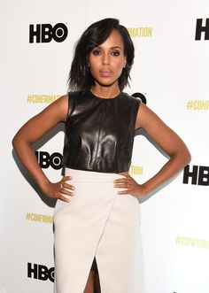 Pin for Later: Here's Everyone Who Is Presenting at This Year's Oscars Kerry Washington Kerry continues to make waves season after season on her hit show Scandal.