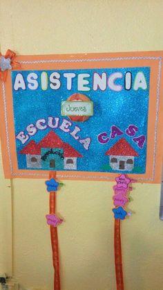 Resultado de imagen para control de asistencia para aula de preescolar