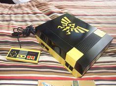 Custom Zelda NES