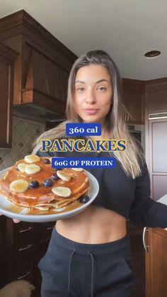 Yummy Healthy Snacks, Vegan Breakfast Recipes, Healthy Dessert Recipes, Whole Food Recipes, Healthy Eating, Healthy Food, Desserts, Low Calorie Recipes, Gluten Free Recipes