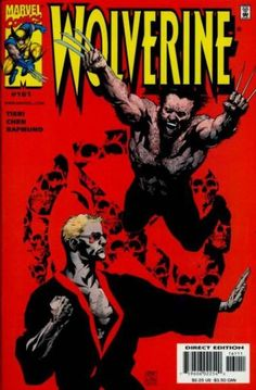 Wolverine #161 - The Best There Is Part 3 Of 3 (Issue)