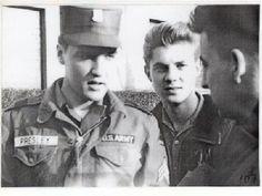 Elvis and Claus Kurt Ilge