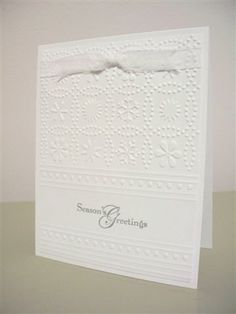 LSC249 WhiteSnow Dots by LaLatty - Cards and Paper Crafts at Splitcoaststampers