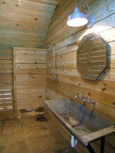 galvanized trough like sinks