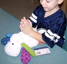 Wee Believers Lil' Lamb Prayer Buddy - Review ~ Planet Weidknecht