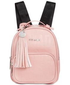 915dc5e0301 Steve Madden New Logo Mini Backpack & Reviews - Handbags & Accessories -  Macy's