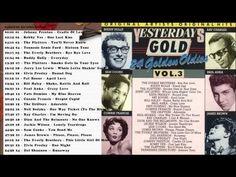Yesterdays Gold V. 3 # 24 Golden Oldies - YouTube