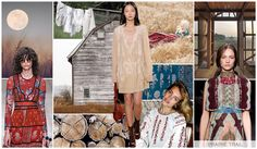 Top Trends shown at MAGIC, Women's, Mens, FW 2016-17,, PRAIRIE TRAIL, trend theme overview