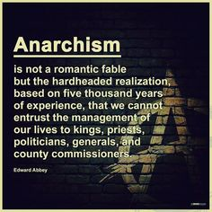 I finally found the title of what I've been for years. It's nice to know that there is a lot of others out there like me. I am a Christian Anarchist. Great Quotes, Inspirational Quotes, Epic Quotes, Motivational, Anarchy Quotes, Socialism, Anti Capitalism, Political Ideology, Political Quotes