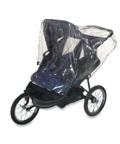 Baby Trend - Double Jogging Stroller Rainshield Cover | Double ...
