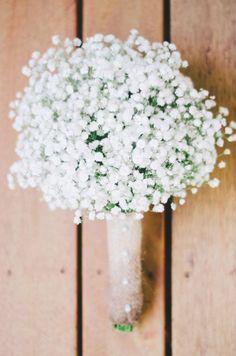 The prettiest baby's breath bouquet: http://www.stylemepretty.com/australia-weddings/2014/12/11/rustic-country-farm-wedding-in-western-australia/ | Photography: Ben Yew - http://www.stylemepretty.com/australia-weddings/2014/12/11/rustic-country-farm-wedding-in-western-australia/