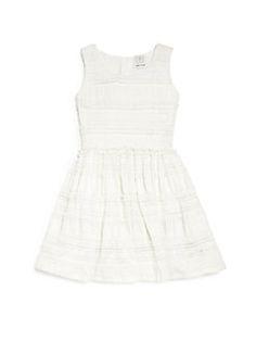 Ella Moss Girl - Little Girl's Morgan Tiered Lace Dress