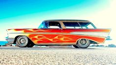 57 Chevy Nomad
