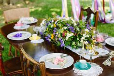 A 'Mary Poppins' Inspired Wedding