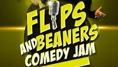 "Sam Bam Headlines ""Flips and Beaners Comedy Jam"" @ Punch Line Comedy Club (San Francisco, CA)"