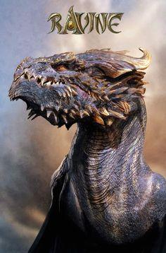 Tiempo de Dragones    ravine-worruh of wranthorn by *nebezial