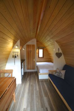 Deers Glade Mega Camping Pod - Deer's Glade, Norfolk (4.5 hours from Sandbach, Cheshire)