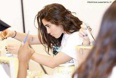 Lauren at Rock Corps Japan Ally Brooke, Fifth Harmony Lauren, X Factor, Daddy, Steve Aoki, Best Dance, Girl Crushes, American Singers, Drawing People
