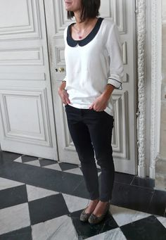 K Shambles - Mademoiselle Aime Comme Marie, Mademoiselle, Sewing Clothes, Silhouette, Chic, My Style, Inspiration, Tops, Dresses