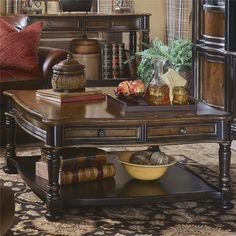 Preston Ridge Cocktail Table by Hooker Furniture