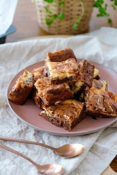Cheesecake Brownies, Cheesecakes, French Toast, Lunch, Breakfast, Desserts, Recipes, Dinner Parties, Clock