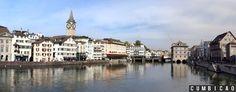 Cumbicão: Dicas da Suíça (XIV) - Zurich: histórica e cool ao mesmo tempo.