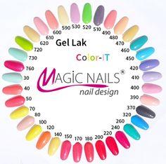 Gel laky 6ml Magic Nails, Jewelry, Jewlery, Bijoux, Jewerly, Jewelery, Jewels, Accessories