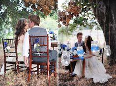 Twilight Wedding Inspiration Reimagined in California
