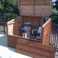 20 Best Backyards images | Gardens, Pools, Backyard patio