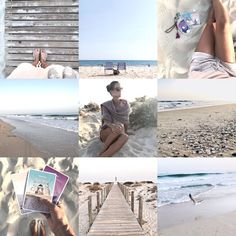 Collage-FYT-Essentials-Mare Essentials, Yoga, Collage, Travel Inspiration, Viajes, Nice Asses, Pictures, Collages, Collage Art