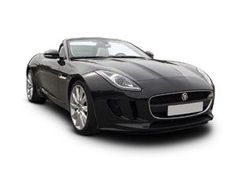Check out this great Jaguar F-Type Convertible 3.0 Supercharged V6 2dr Auto, Cabriolet business contract hire car deal