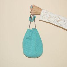 #bolsajoaquina   Mariana Mazzaro crochet