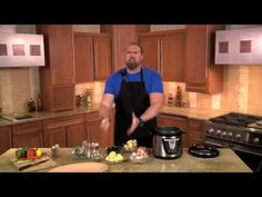 Power Pressure Cooker XL Turns a Low Country Boil into High Class Fare - YouTube  #genesnitsky #pressurecooker #recipes