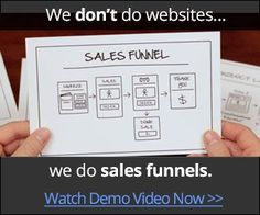 What the Heck is a Sales Funnel Anyway?