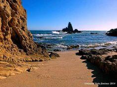 Cala del Embarcadero de las sirenas - Cabo de Gata