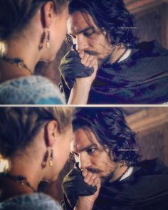 Aramis and Anne - Credit to loveel-who