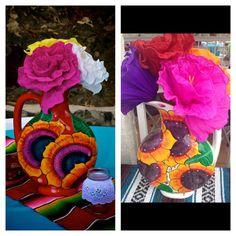 Mexican wedding decor