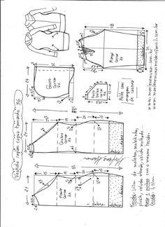 Vestido manga raglan e capuz – DIY – molde, corte e costura – Marlene Mukai