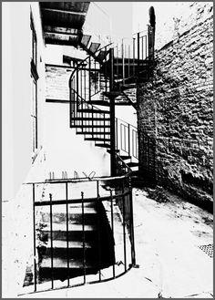 Schody, schody, samé schody II..