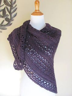 The Crochet Awards 2015 Judges' Nominee - Best Shawl/Wrap - Wrapped in Warmth…