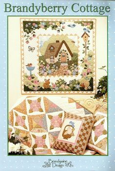 brandyberry cottage - Deisy Venancio - Álbuns da web do Picasa...FREE BOOK!