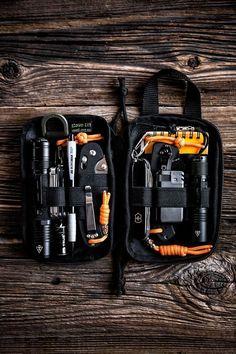 Compact Survival EDC Kit /// #survivaledcbag